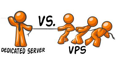 VPS vs. Dedicated Server Hosting - CamelGraph [ 4 ]