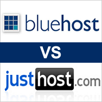 justhost vs bluehost