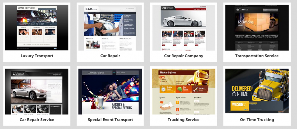 Auto Transport Templates