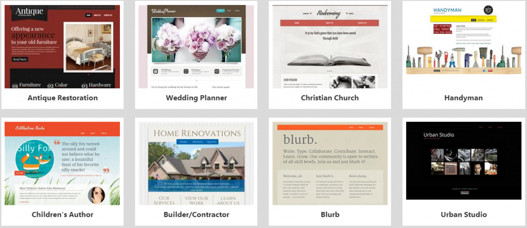 Godaddy Miscellaneous templates