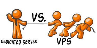 Advantages of VPS over Dedicated Server