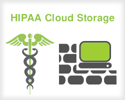 hipaa compliant cloud storage