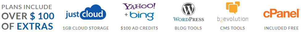 ehost web hosting freebies