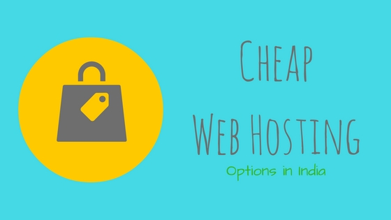 Cheap Web Hosting India