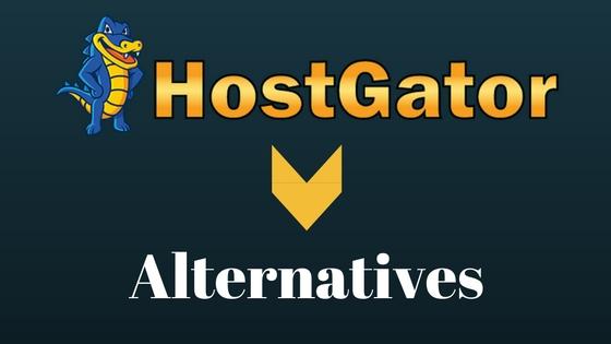 hostgator alternatives