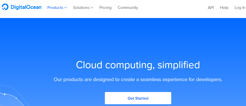 DigitalOcean Cloud AWS Alternative
