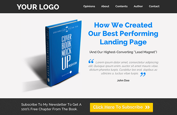 leadpages wordpress plugin for landing page builder