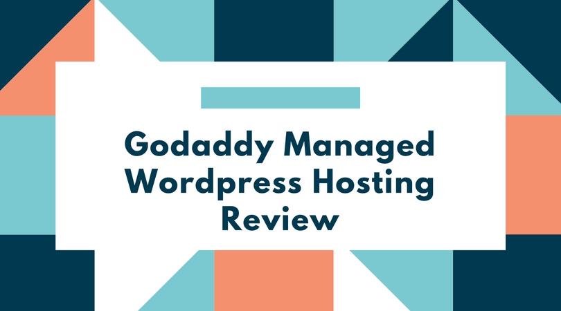 Godaddy Managed WordPress Hosting Review